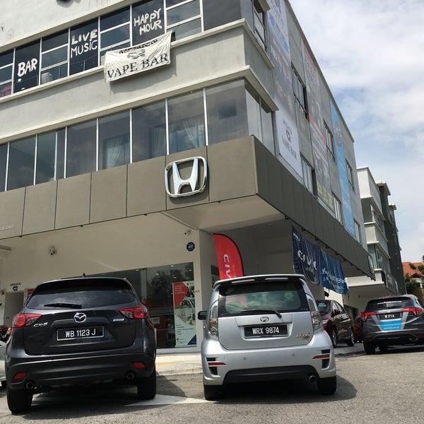 Mj Motors Sdn Bhd Honda Showroom Service Center