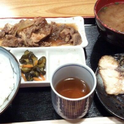 Photo taken at 上総屋 by GOGOGO! on 12/7/2012