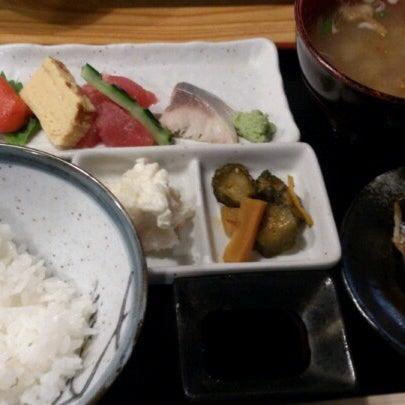 Photo taken at 上総屋 by GOGOGO! on 10/22/2012