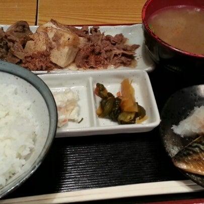 Photo taken at 上総屋 by GOGOGO! on 12/19/2012
