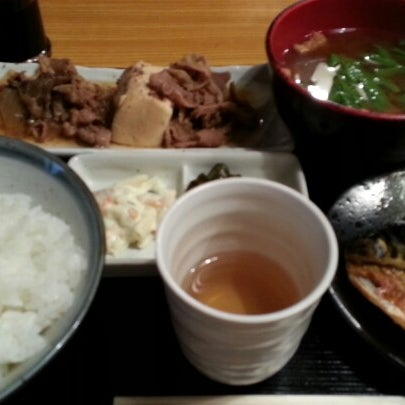 Photo taken at 上総屋 by GOGOGO! on 2/12/2013