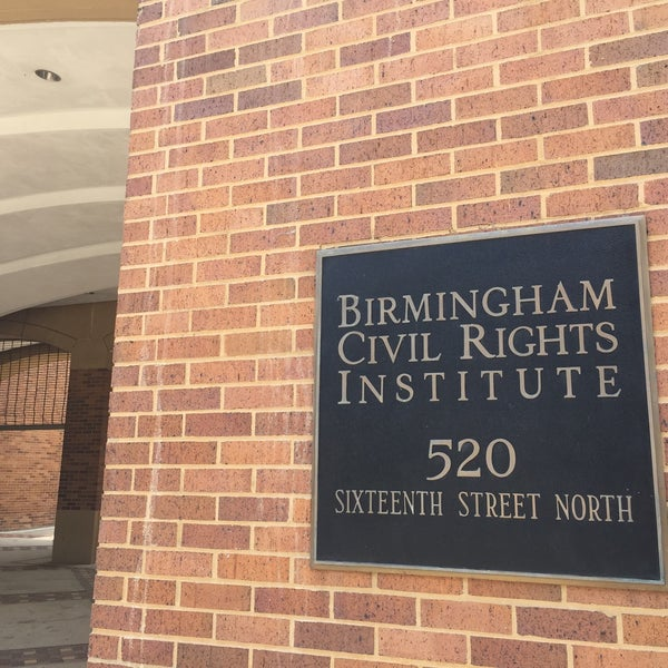 Photo taken at Birmingham Civil Rights Institute by Ken S. on 6/3/2017