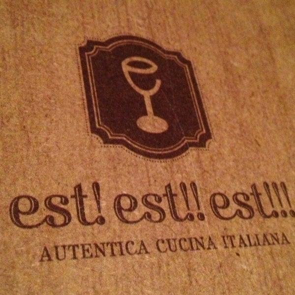 Foto tirada no(a) Est! Est!! Est!!! por Diego CS em 12/22/2012