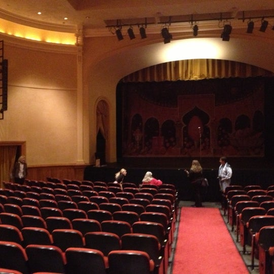 Photo taken at Napa Valley Opera House by Andrew B. on 12/15/2012