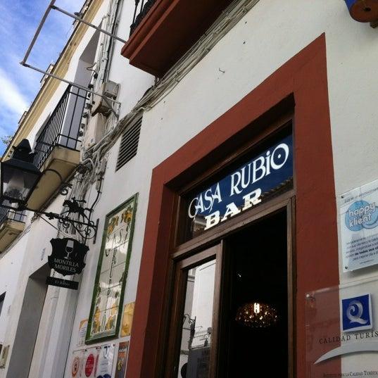 Foto tomada en Casa Rubio por Jose Luis el 11/18/2012