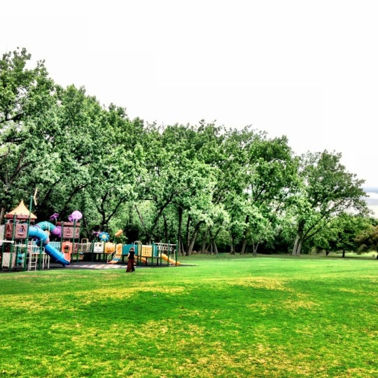 Photo taken at Simba Playground @ Delta Park by Brennan B. on 10/24/2012