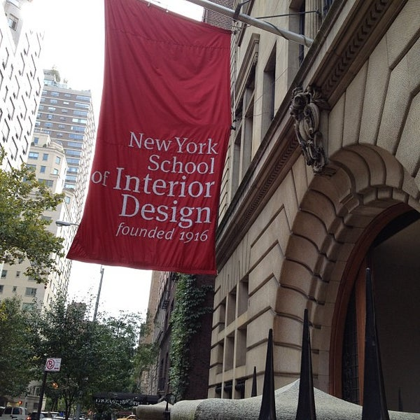 New York School Of Interior Design University In Upper East Side