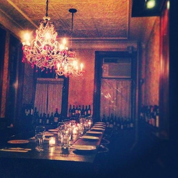 Photo taken at Supper by Rachel 💩 Z. on 2/22/2013