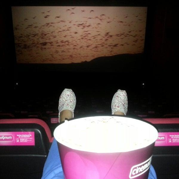 7/22/2013 tarihinde Dilara İrem A.ziyaretçi tarafından Cinemaximum'de çekilen fotoğraf