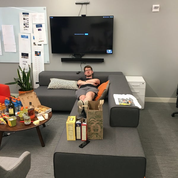 Photo taken at Bitly HQ by Brian S. on 6/20/2016