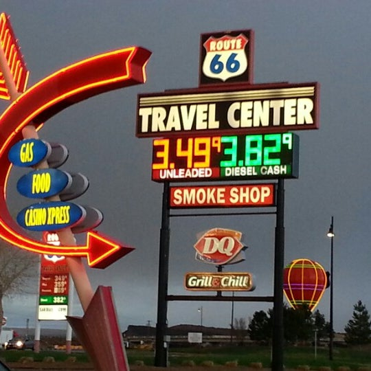 Travellers Health Clinic: Route 66 Travel Center