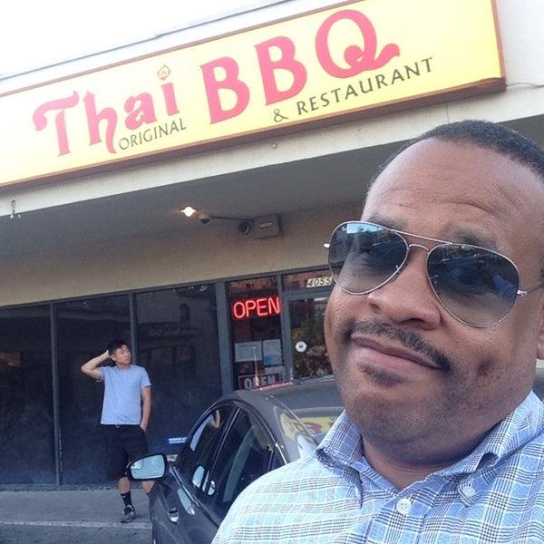 รูปภาพถ่ายที่ Thai Original BBQ & Restaurant โดย Michael S. เมื่อ 8/27/2014