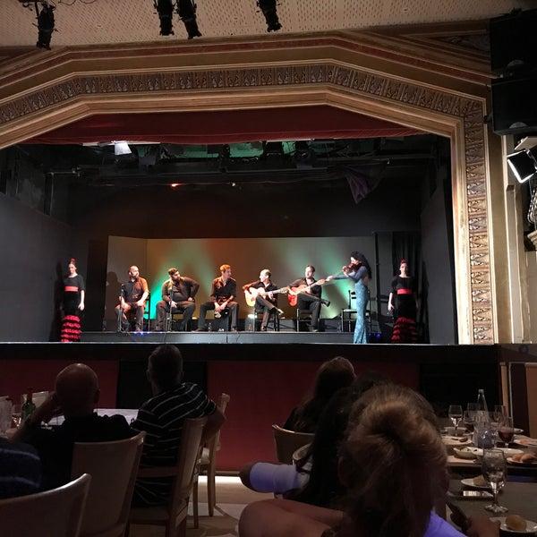 Photo taken at Palacio del Flamenco by Serkan S. on 6/12/2017