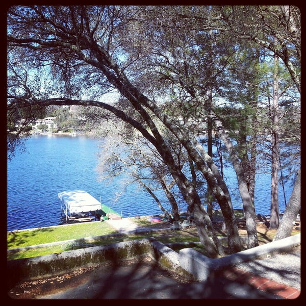 Photo taken at Lake of the Pines by Ashley H. on 3/16/2013