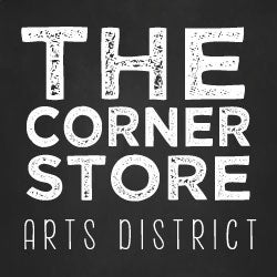 Owner Vivian Um is an amazing community advocate, and stocks The Corner Store-Arts District with necessities that residents and visitors often need. Drop by and check out the changing selection!