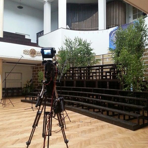 Photo taken at University of Latvia by Rob L. on 6/29/2013