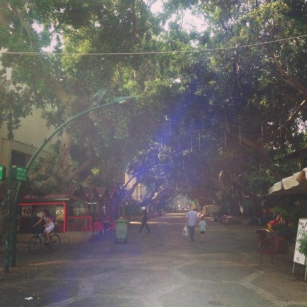 Das Foto wurde bei רבנות רמת גן von Matias K. am 8/3/2015 aufgenommen