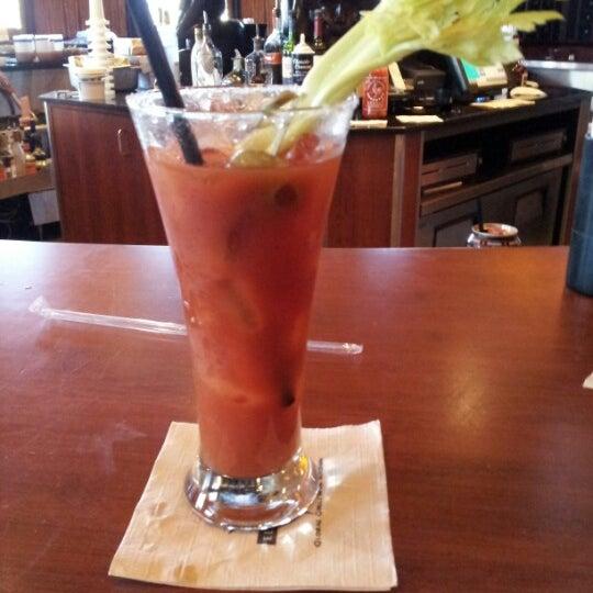 Photo taken at Elephant Bar Restaurant by Lynn W. on 11/23/2012