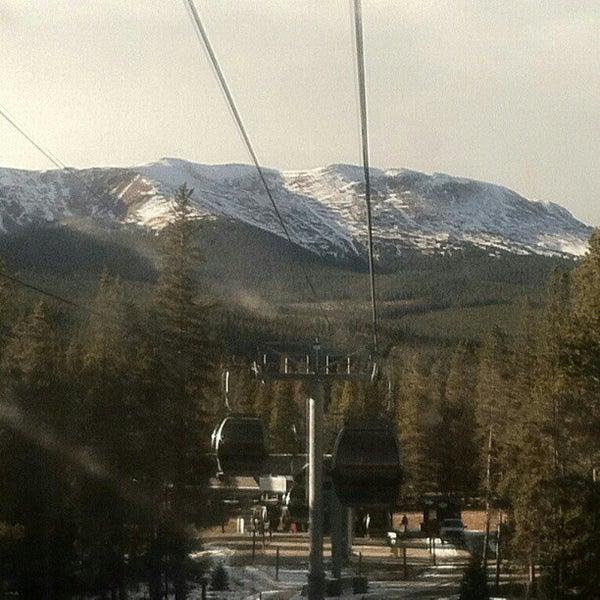 Photo taken at Breck Connect Gondola by Stefanie C. on 12/5/2012