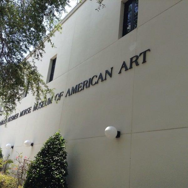 Photo taken at Charles Hosmer Morse Museum Of American Art by Atenas C. on 6/28/2016