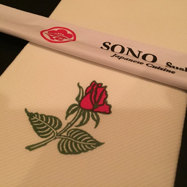 Photo taken at Sono Sushi by Brian W. on 9/11/2016