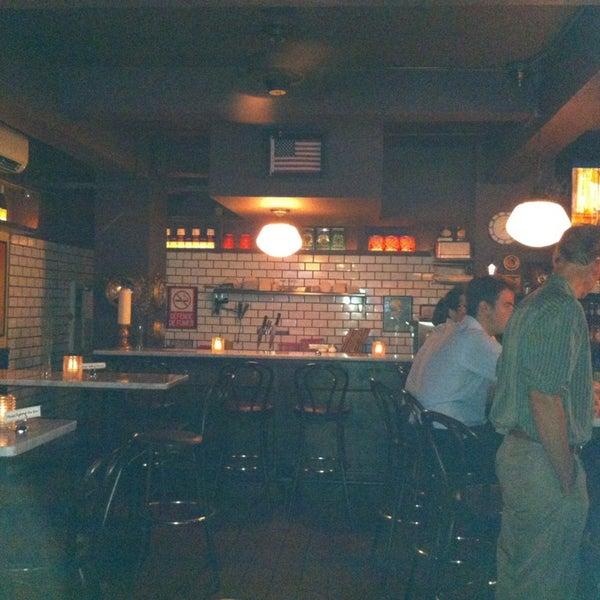Photo taken at Vanguard Wine Bar by Maureen M. on 8/22/2013