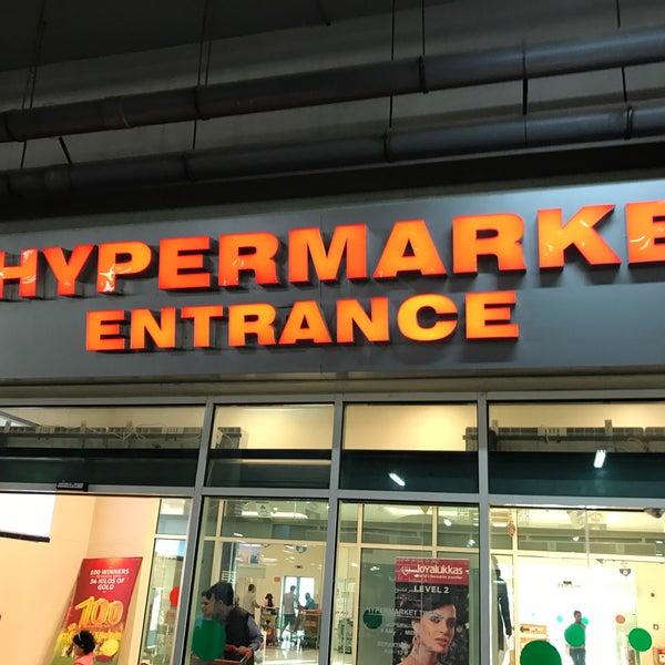 Photo taken at Lulu Hypermarket by Mhd S. on 1/14/2017