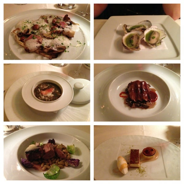 Photo taken at Bouley by Marc D. on 4/1/2013