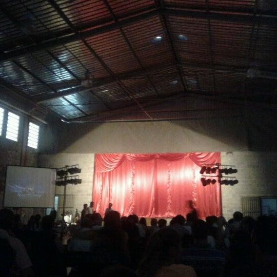 Foto tirada no(a) Colégio Integrado Monteiro Lobato por André R. em 12/12/2012
