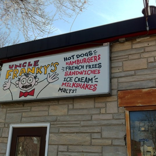 Photo taken at Uncle Franky's - Northeast by Matthew L. on 10/20/2012