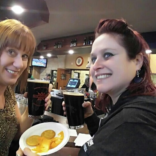 Photo taken at Mars Cheese Castle Tavern by Tracey S. on 2/20/2016