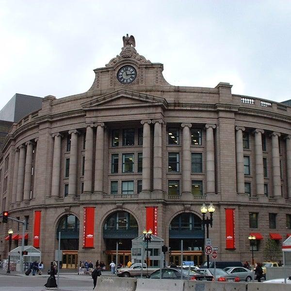 Photo taken at South Station Terminal (MBTA / Amtrak) by Robert P. on 2/2/2013