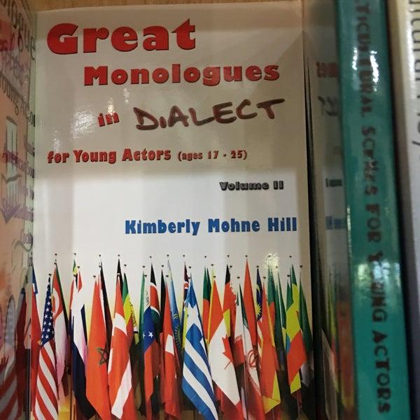 Foto tomada en Drama Book Shop por Darrell el 5/10/2016