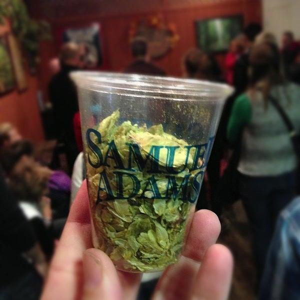 Photo taken at Samuel Adams Brewery by Steve G. on 11/20/2012