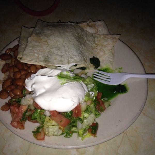 Photo taken at El Loco Burrito by Jeni J. on 12/29/2013