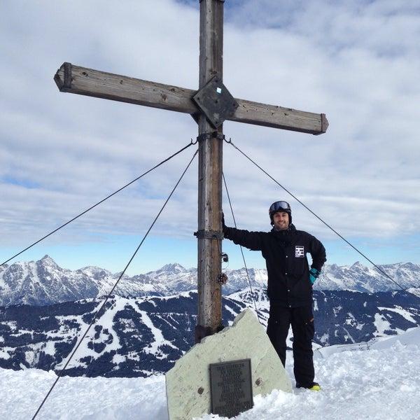 Das Foto wurde bei Westgipfelhütte von Janko H. am 1/21/2015 aufgenommen