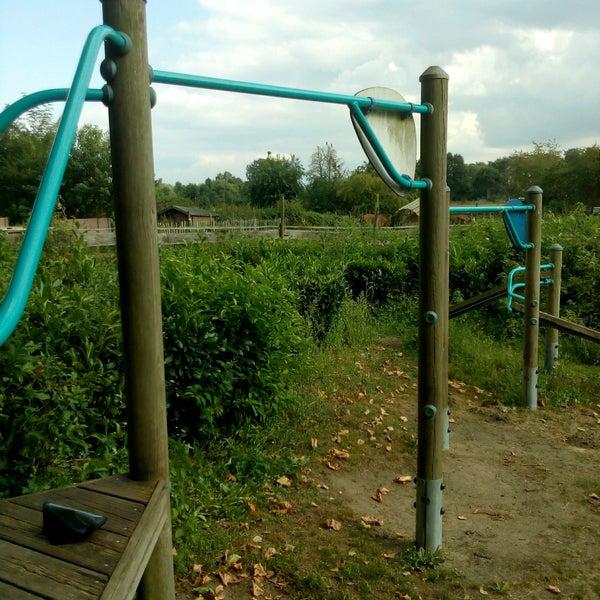 Huis verdonck playground for Aroy thai cuisine portland or