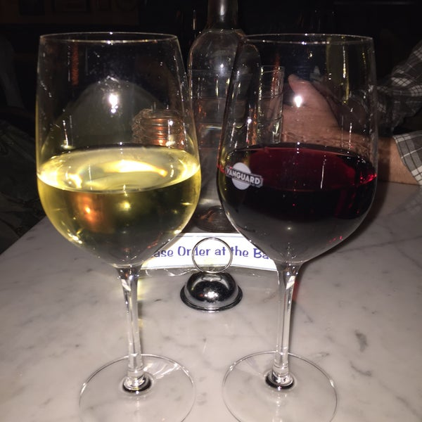 Photo taken at Vanguard Wine Bar by Marie F. on 10/25/2015