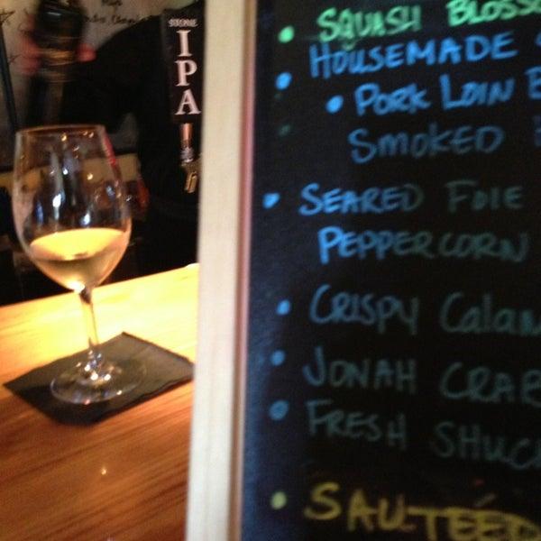 Photo taken at 315 Restaurant & Wine Bar by Nina P. on 7/18/2013