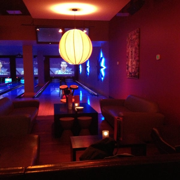 Photo taken at Lucky Strike New York by Suha on 5/15/2013