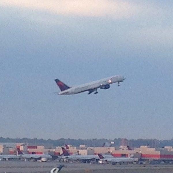 Photo taken at Hartsfield-Jackson Atlanta International Airport (ATL) by J.B. G. on 9/22/2013
