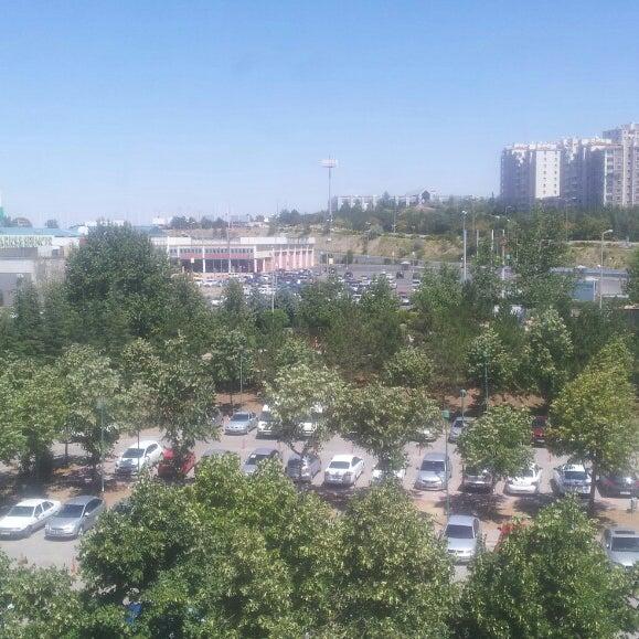 Photo taken at Bilkent Center by Ersin O. on 7/25/2013