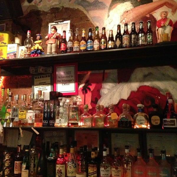 Photo taken at Bogota Latin Bistro by Dee M. on 2/12/2013