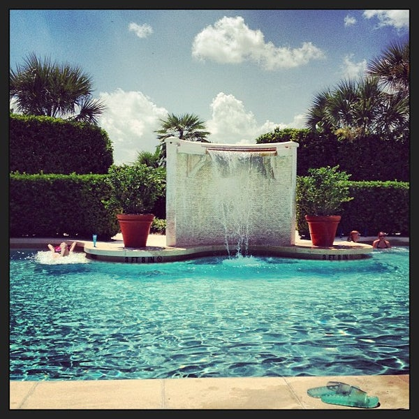 Photo taken at The Spa at Ponte Vedra Inn & Club by Kyle W. on 9/1/2013