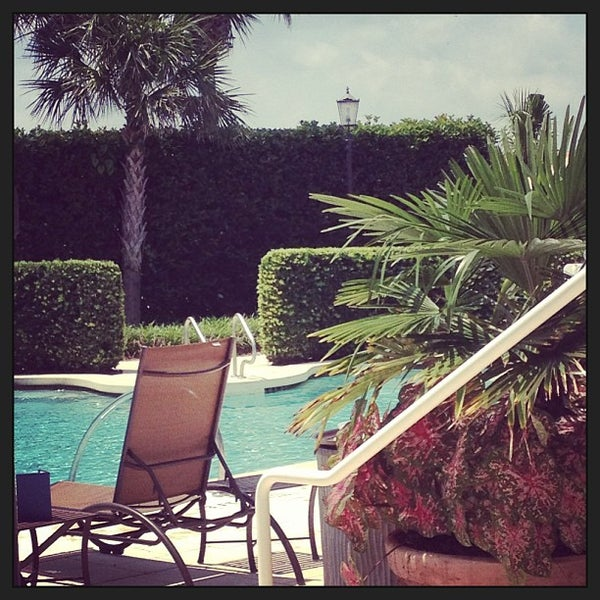 Photo taken at The Spa at Ponte Vedra Inn & Club by Kyle W. on 8/4/2013