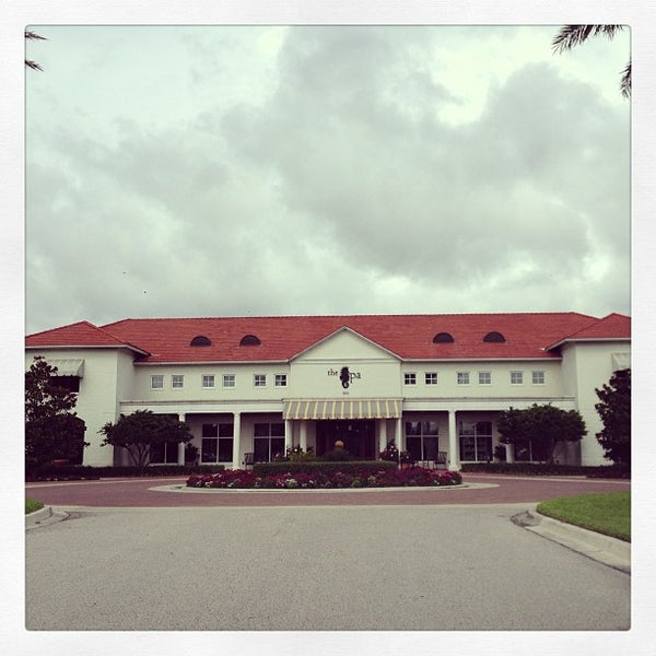 Photo taken at The Spa at Ponte Vedra Inn & Club by Kyle W. on 6/29/2013