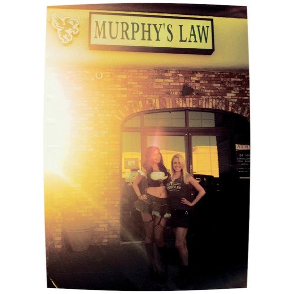 Photo taken at Murphys Law by Angie O. on 10/19/2012