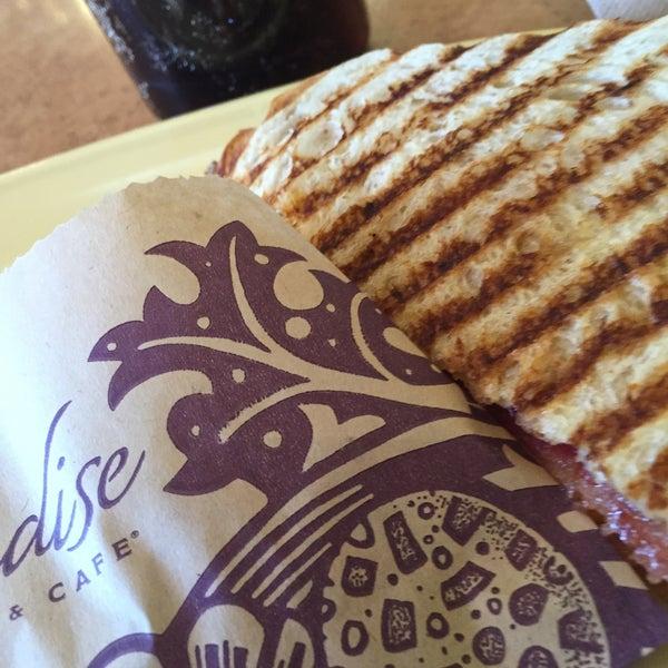 Paradise Bakery Cafe Omaha Menu