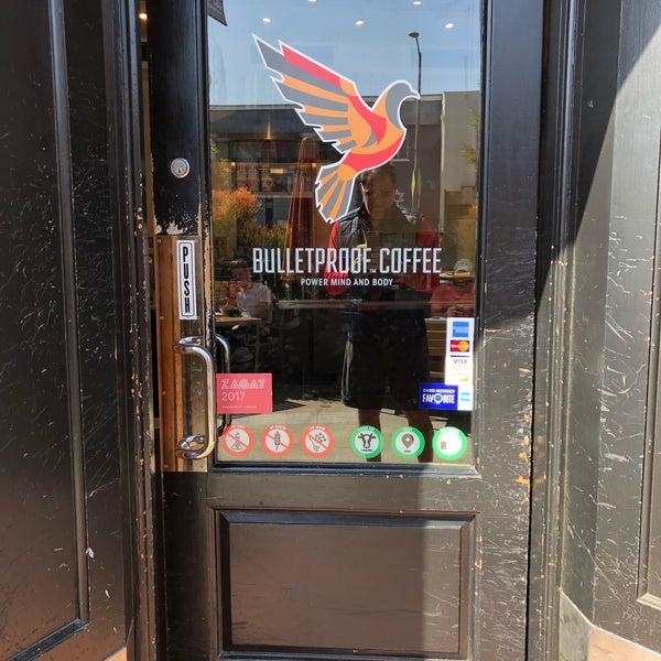 Bulletproof Coffee Ocean Park Santa Monica Ca