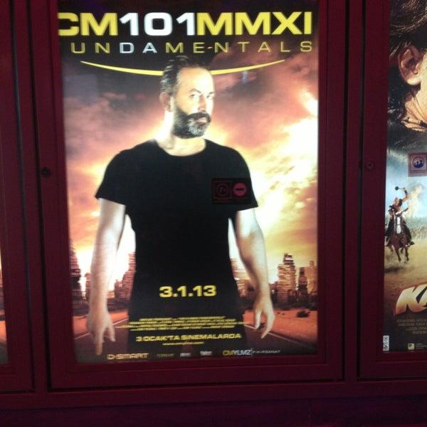 1/11/2013 tarihinde ILGIN ÖZLEMziyaretçi tarafından Spectrum Cineplex'de çekilen fotoğraf
